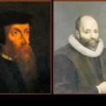 Calvin and Arminian Portraits