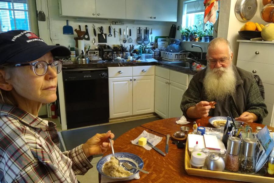 Breakfast with John