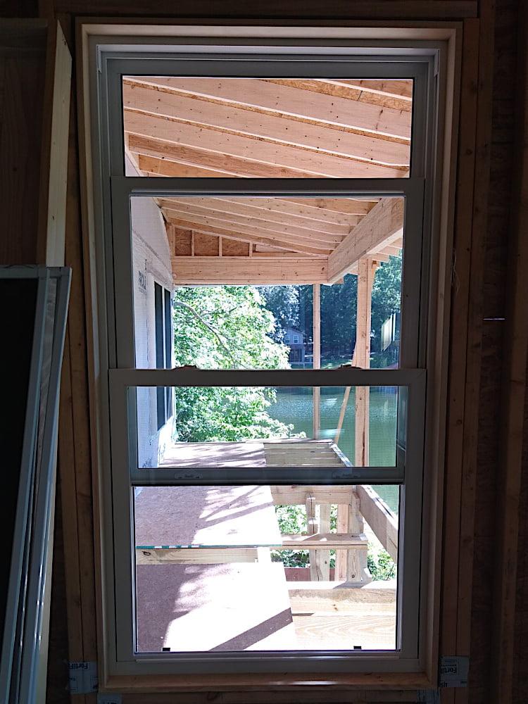 Studio Balcony Window